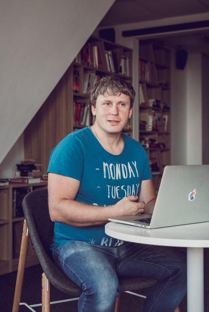 Николай Иготти. Котлин для быстрой разработки в iOS и Android