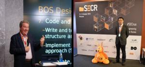 Спикеры SECR 2018: Микеле Маркези из Италии и Шаоин Лю из Японии