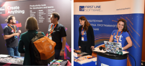 JetBrains и First Line Software – золотые спонсоры конференции